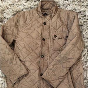 Women's Quilted Ralph Lauren Jacket szS